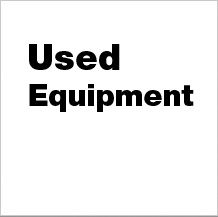 used equipment button